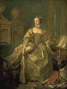 ポンパドゥール夫人 ブーシェ