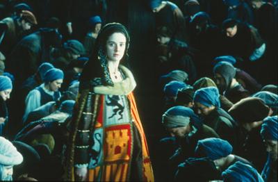 映画女王フアナ