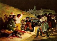 マドリッド、1808年5月3日