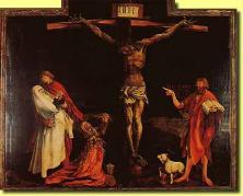 イーゼンハイムの祭壇画