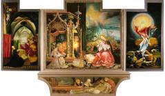 イーゼンハイムの祭壇画 第二面
