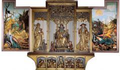 イーゼンハイムの祭壇画 第3面