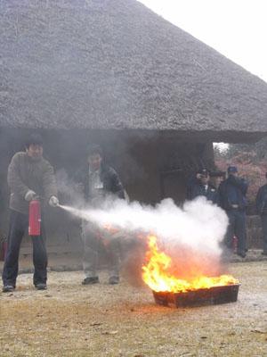 防火訓練02
