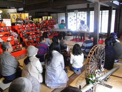 ひなまつり201112