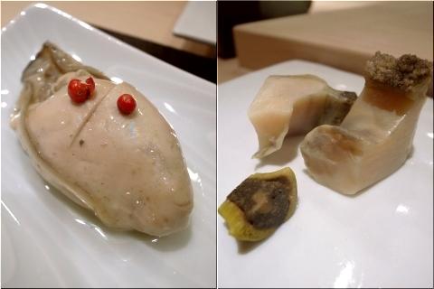 和喜智 牡蠣 アワビ