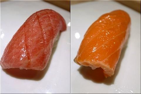 和喜智 マグロ 鮭