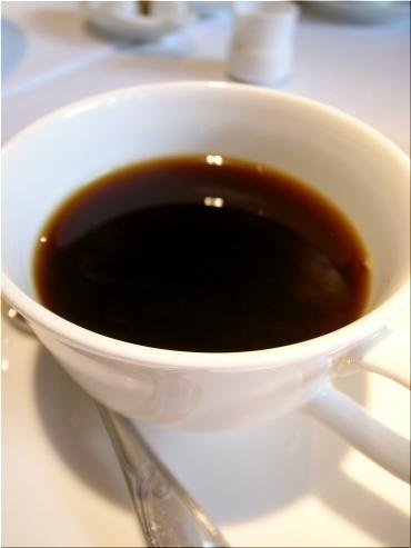 オーボナクイユ コーヒー