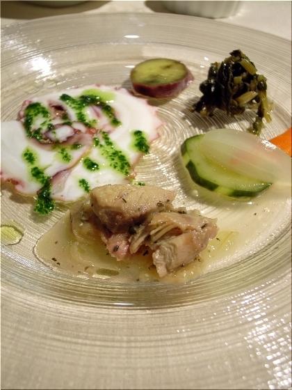 イルシレーネ 前菜