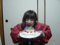 ララ丸28歳Birthday 012