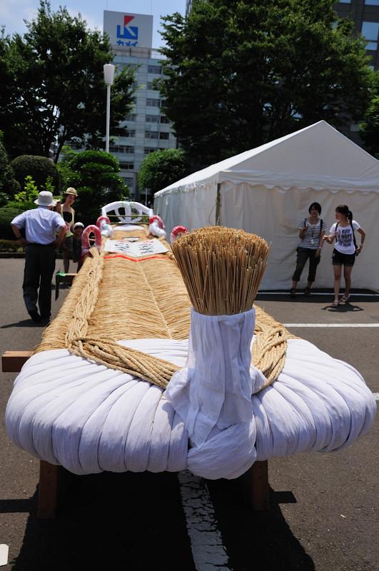 福島わらじ祭り_