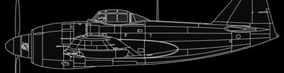 艦上戦闘機 火星紫電一一型