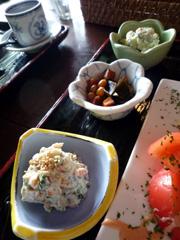宇土市の家庭料理まごわやさしいでヘルシーランチ♪