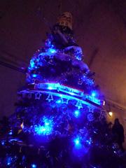 南阿蘇の高森湧水トンネル公園のクリスマスファンタジー!