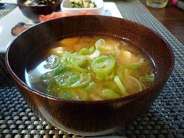 091026お味噌汁