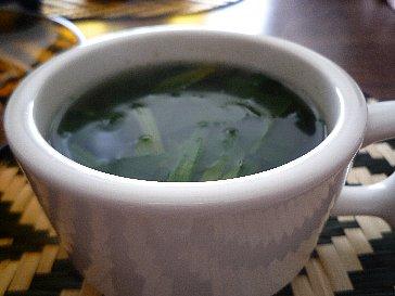 091103ほうれん草のスープ