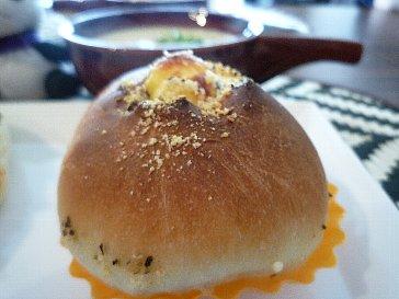 091121チーズパン