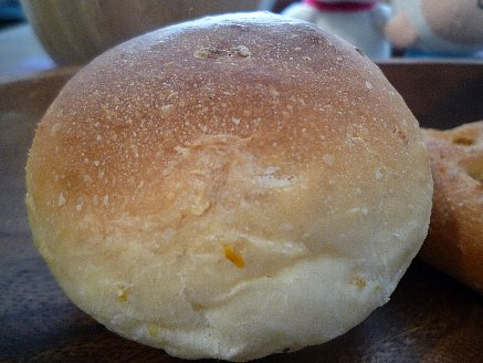 091226柚子パン