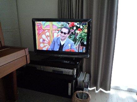 100111テレビ