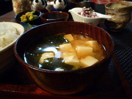 100127味噌汁