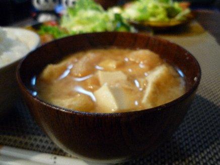 100224味噌汁