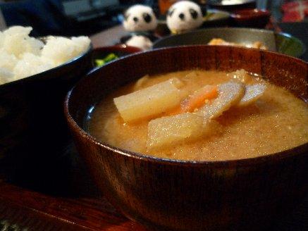 100301味噌汁