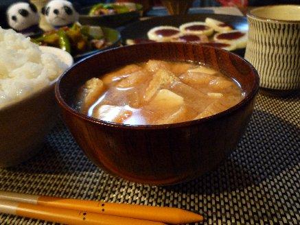 100302味噌汁