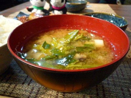 100321野菜味噌汁