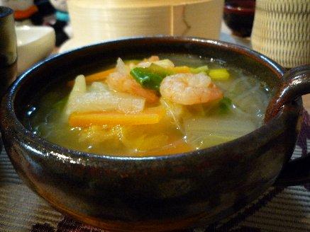100323春雨スープ