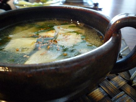 100516たけのことニラのスープ