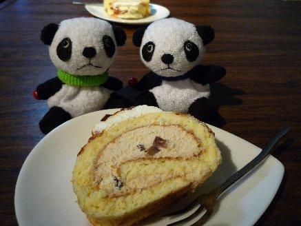 100909ロールケーキ