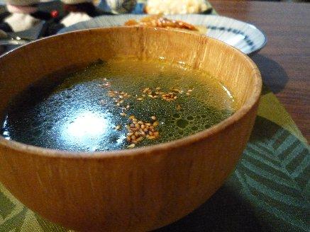 100910わかめスープ