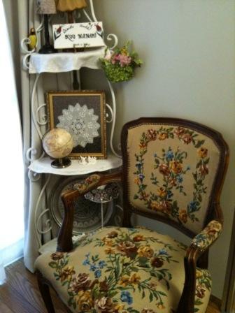 イギリスアンティーク椅子