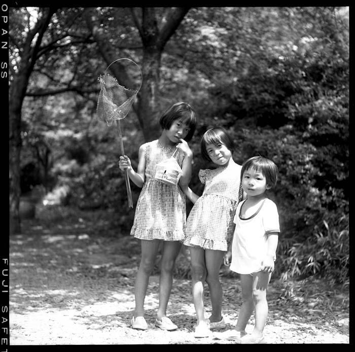大倉山記念館の子供