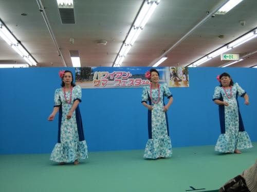フキラウ / 稲沢リーフウォーク