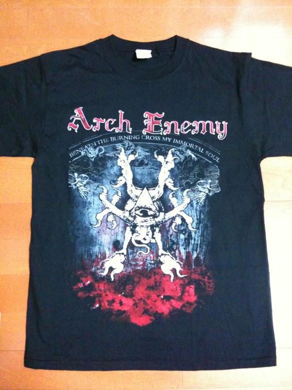 ARCH ENEMY _ メタT