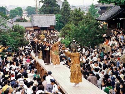 當麻寺練供養会式