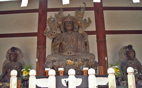 喜光寺仏像