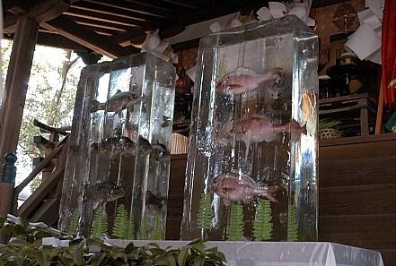 氷室神社献氷祭