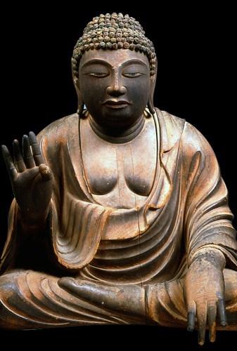 東大寺弥勒仏坐像