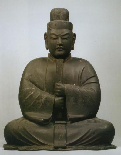 達磨寺聖徳太子像