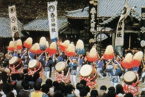 吐山太鼓踊り