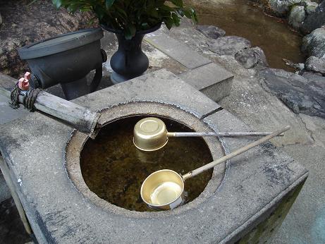 242手水鉢