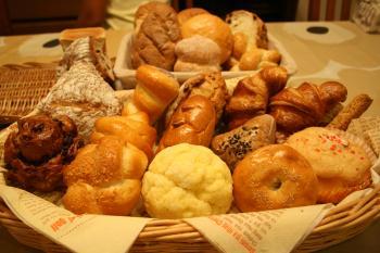 パンがいっぱい!