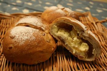 パン屋さんのまねっこパン