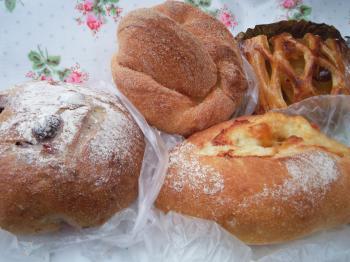 シェイノのパンたち