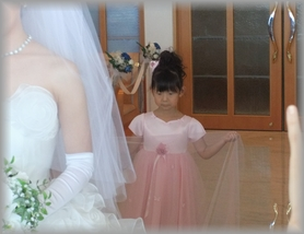 未来の花嫁さん