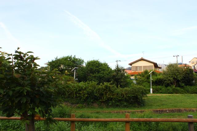 家から見える風景