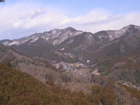 昨日行った山