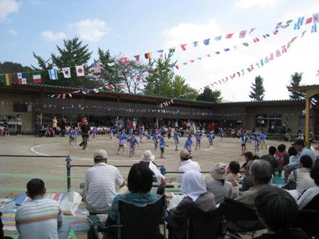 2009保育園運動会