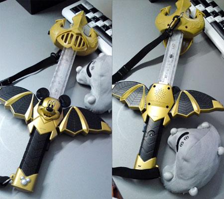 ミッキーの剣とはぐれメタル2